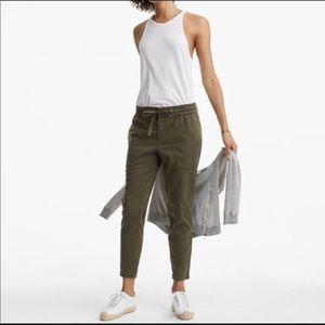 Lou & Grey Drawstring Cargo Pants